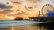 santa-monica-pier-at-sunset